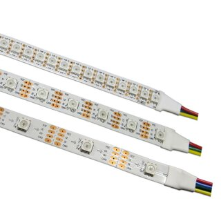 Sk9822 RGB Clock LED Strip 5V