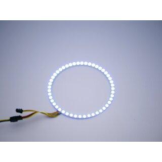 RGB Led Ring - Typ WS2811 addressable 5050 smd 48 leds - 152mm - 13w