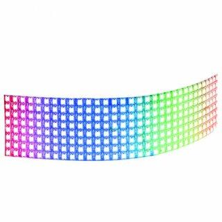 8x32 Ws2812b LED Matrix FLEX
