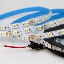 RGBW LED Lichtstreifen Knickbar 5VDC - 5 Meter - Typ SK6812 digital addressable