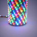 RGB LED Flex Strip mit Seitenstrahlung - 60 Leds/M